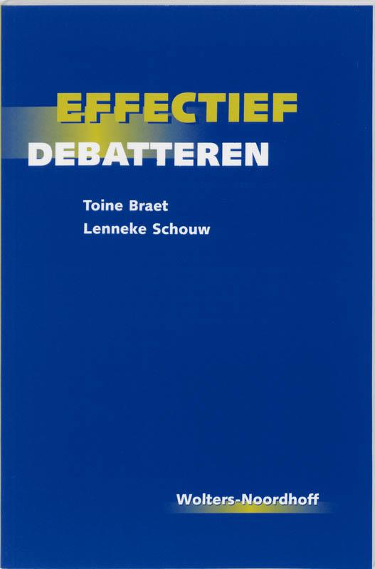 Effectief debatteren