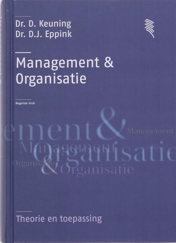 Management & Organisatie