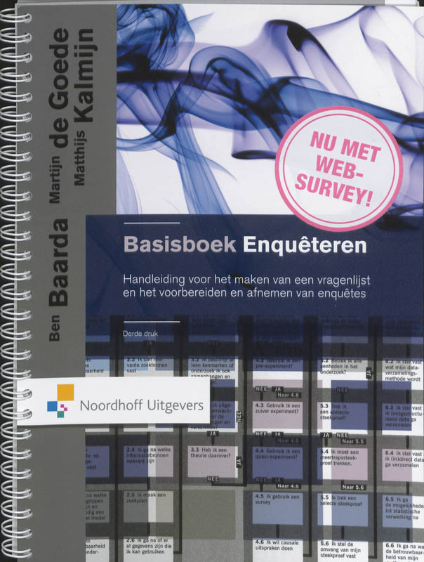 Basisboek enqueteren