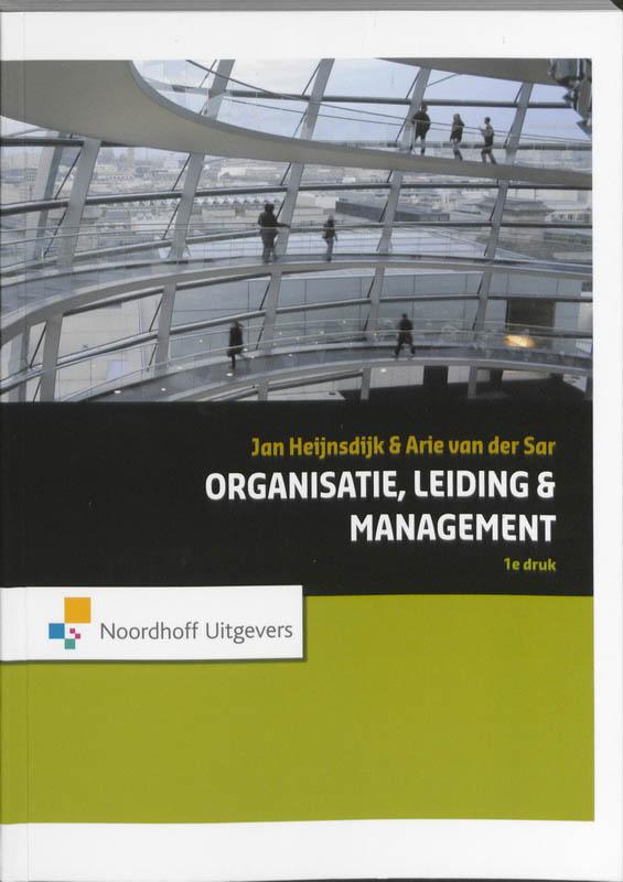 Organisatie, Leiding & Management
