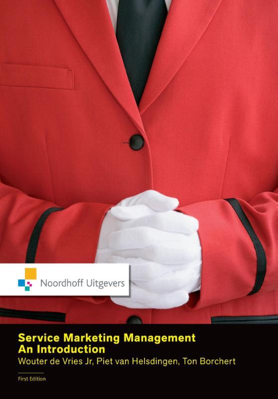 Essential Service Marketing Management
