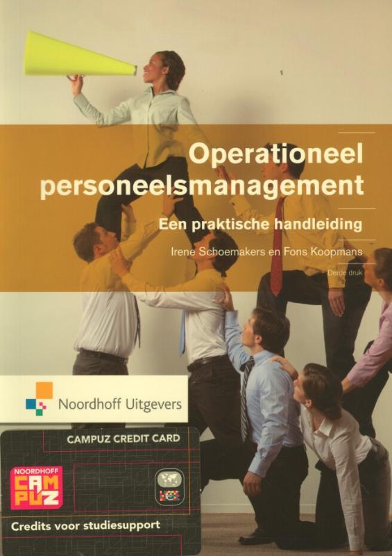 Operationeel Personeelsmanagement