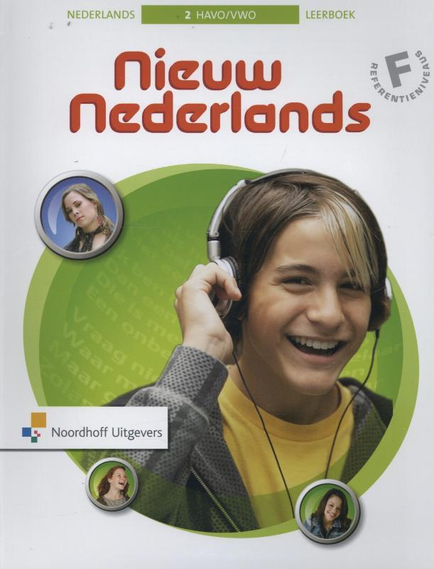 Nieuw Nederlands  5e ed havo
