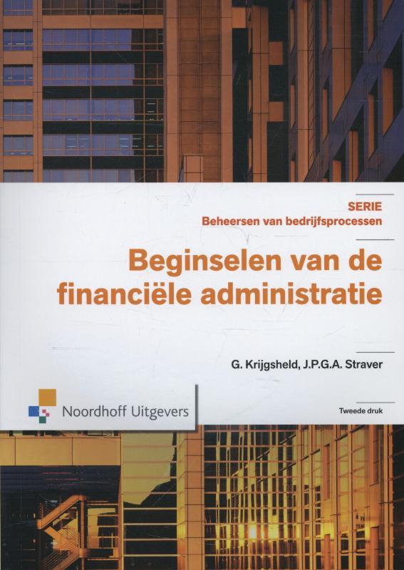 De beginselen van de financiele administratie