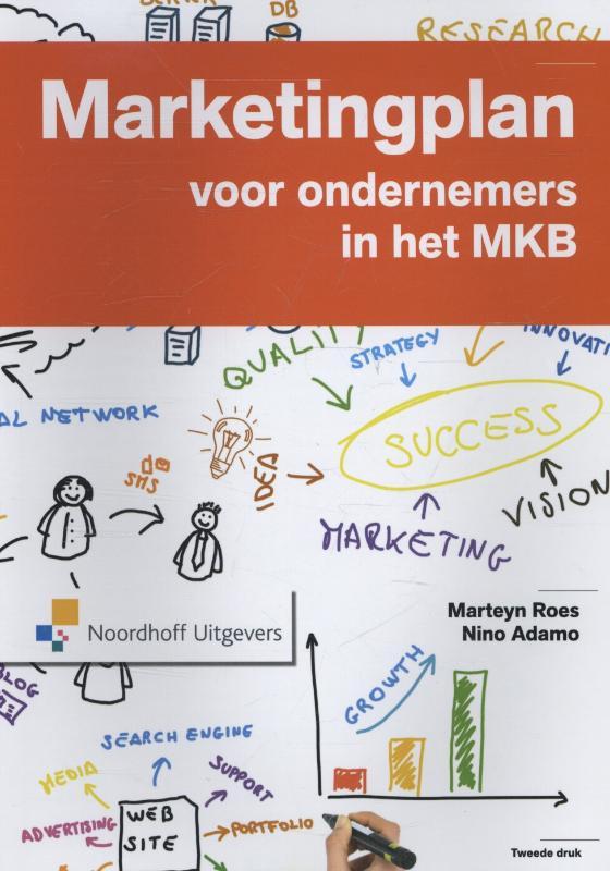 Marketingplan voor ondernemers in het MKB