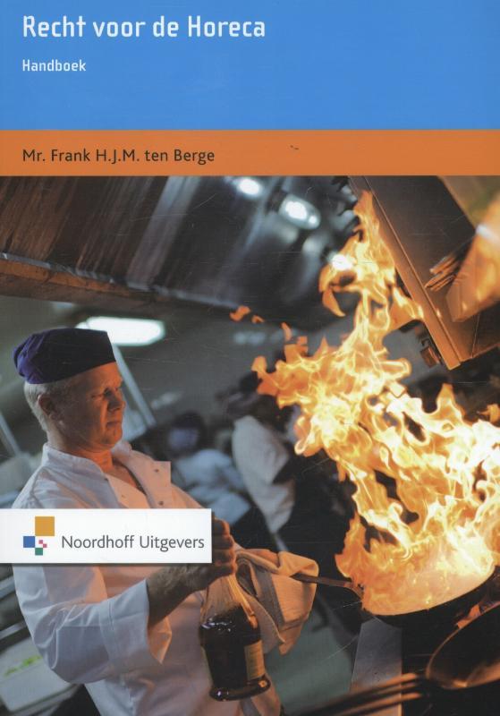 Recht voor de Horeca Handboek