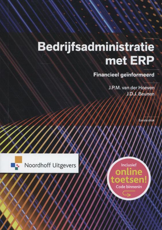 Bedrijfsadministratie met ERP