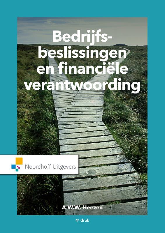 Management accounting voor non financials