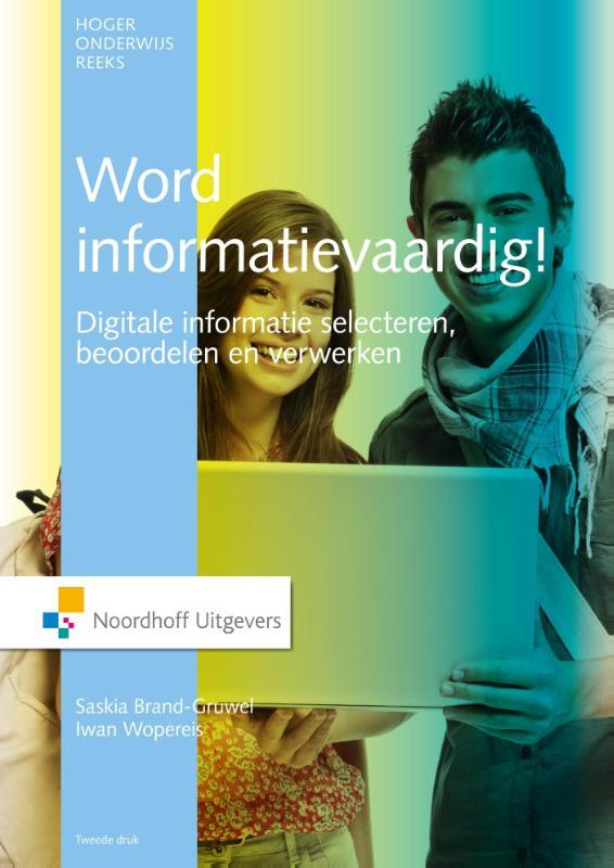 Word informatievaardig