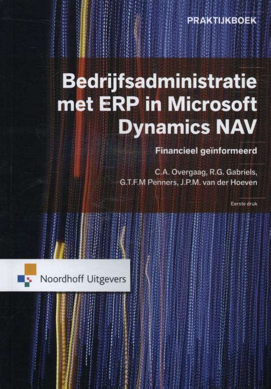 Bedrijfsadministratie met ERP in Microsoft Dynamics NAV