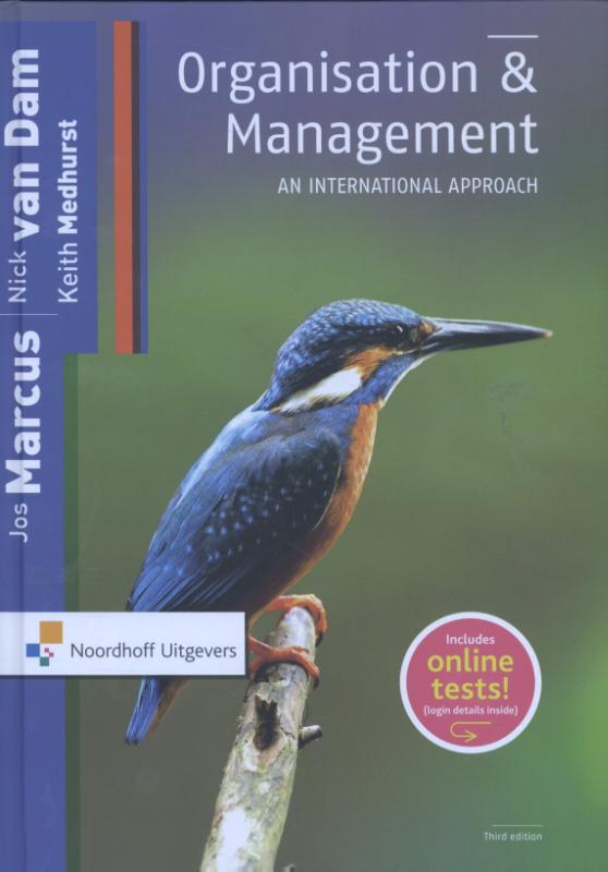 Organisation and management, An International Approach
