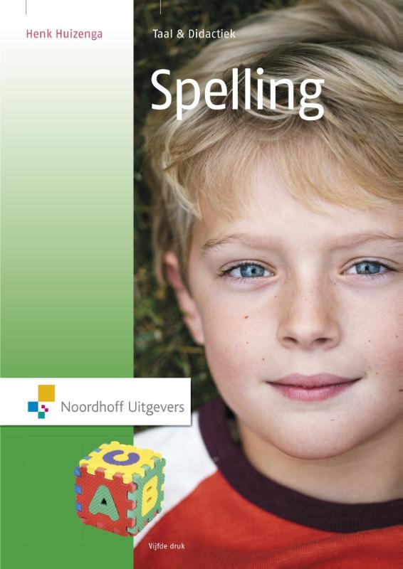 Taal en didactiek: spelling