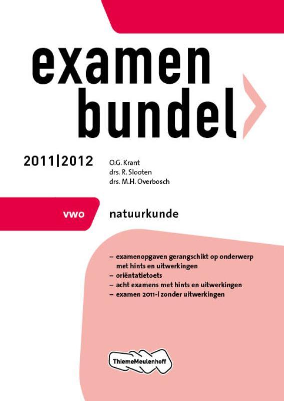 Examenbundel