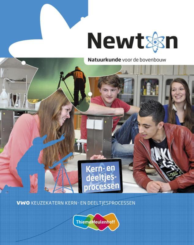 Newton 5v keuzekatern kern- en deeltjesprocessen