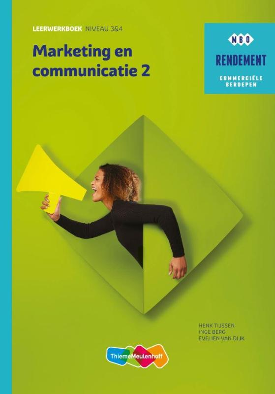 Rendement Basisboek Marketing & Communicatie 2
