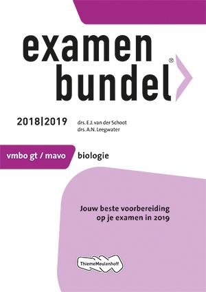 Examenbundel 2018-2019 vmbo-gt
