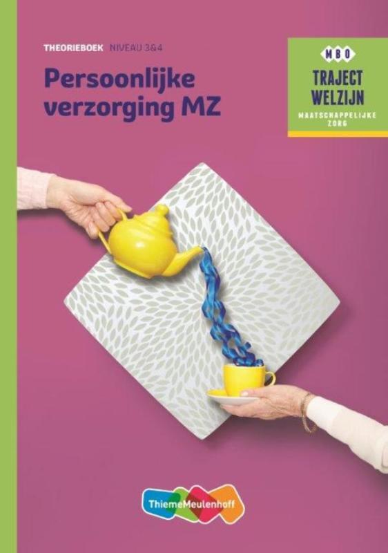 Traject Welzijn - Persoonlijke verzorging MZ niveau 3
