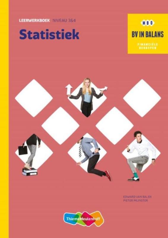 BV in balans Statistiek Leerwerkboek