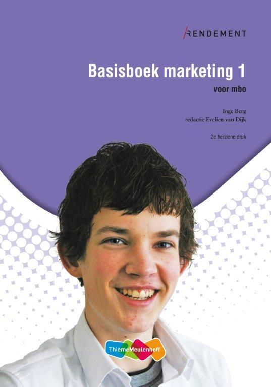 Basisboek marketing 1