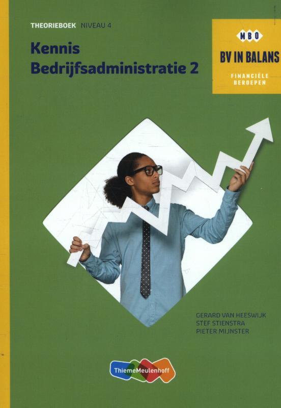 BV in Balans Profielboek Kennis Bedrijfsadministratie deel 2