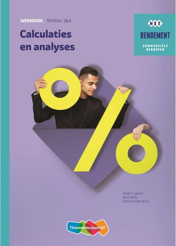 Rendement Calculaties & Analyses Werkboek