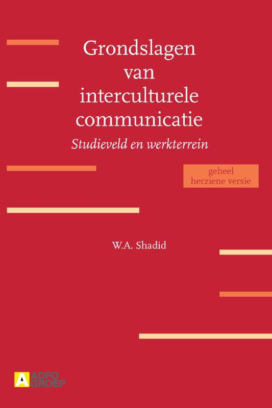 Grondslagen van interculturele communicatie