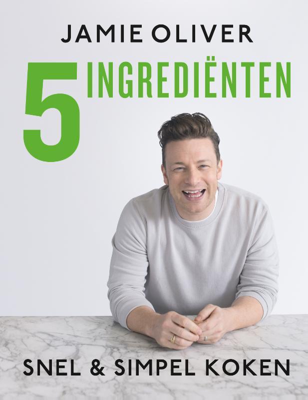 Jamie Oliver 5 ingredi�nten