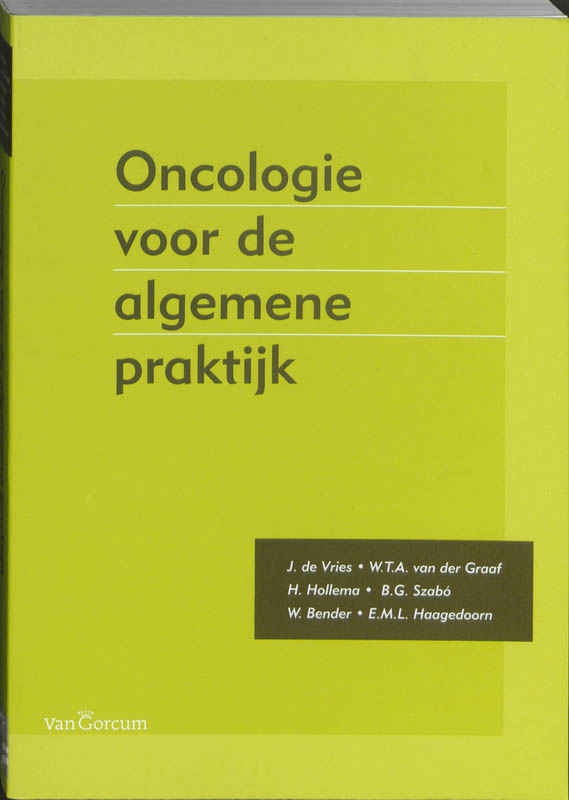 Oncologie voor de algemene praktijk