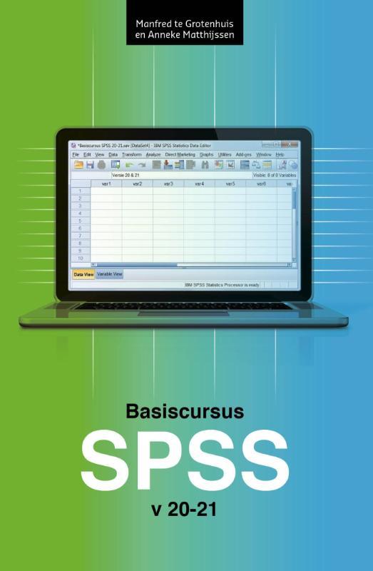 Basiscursus SPSS 20-21