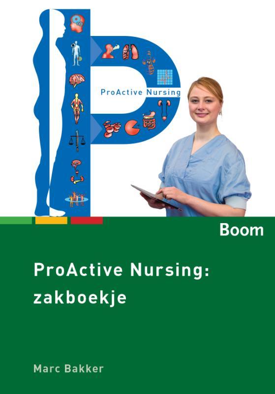 Proactive nursing Zakboekje
