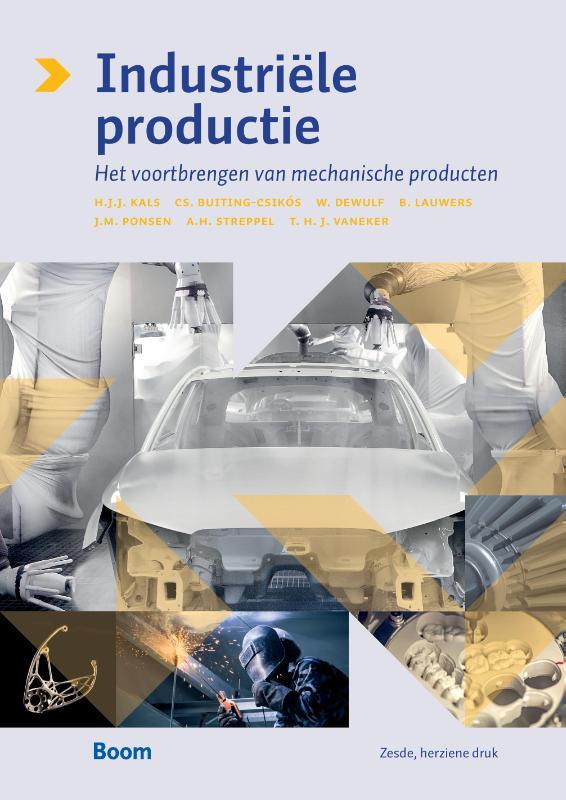 Industri�le productie (zesde druk)