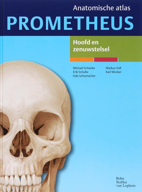 Prometheus anatomische atlas