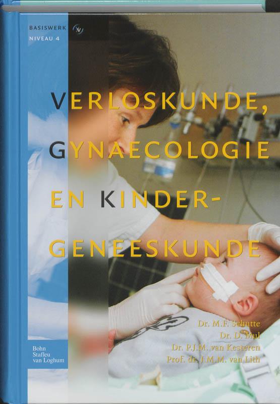 Verloskunde, gynaecologie en kindergeneeskunde