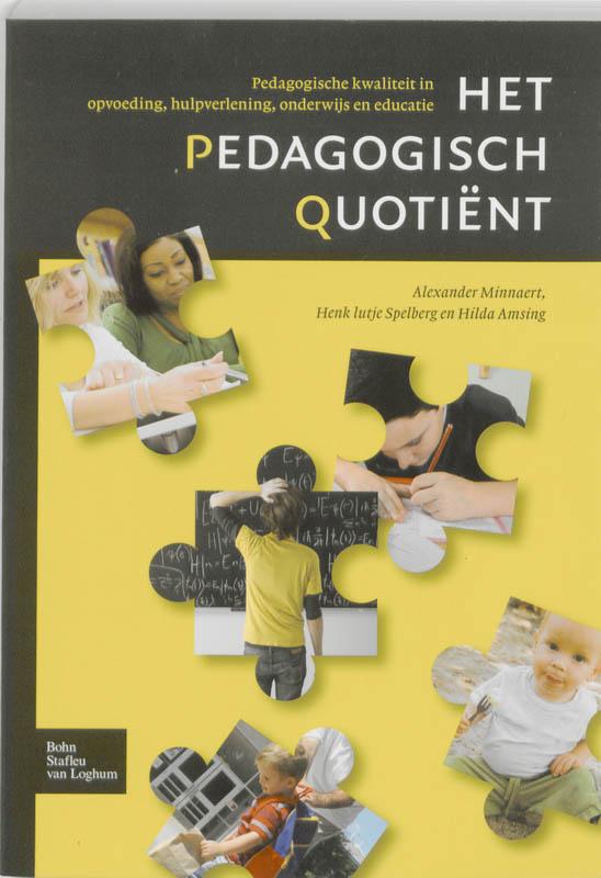 Het pedagogisch quoti�nt