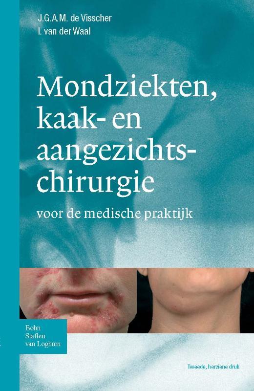 Zakboek mondziekten, kaak- en aangezichtchirurgie