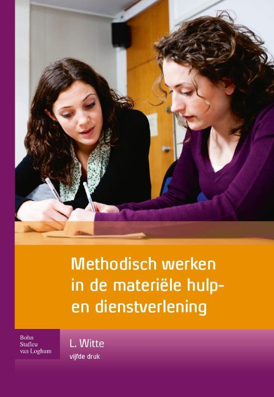 Methodisch werken in de materi�le hulp- en dienstverlening