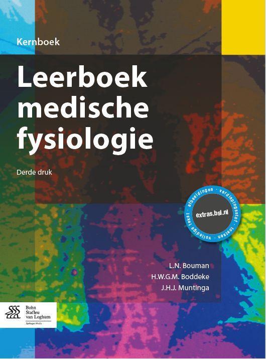 Leerboek medische fysiologie