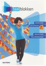 Taalblokken 3 leerwerkboek Nederlands 3F (deel A en B)