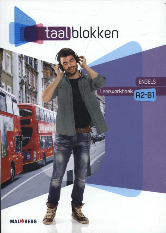 Taalblokken 3 leerwerkboek Engels B1 (mbo-4)
