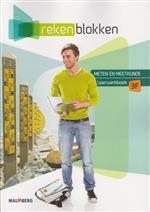 Rekenblokken leerwerkboek 3F Meten & Meetkunde