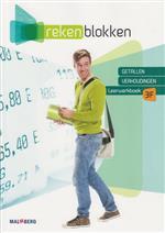 Rekenblokken leerwerkboek 3F Getallen en Verhoudingen