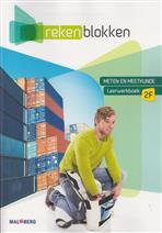 Rekenblokken leerwerkboek 2F Meten & Meetkunde