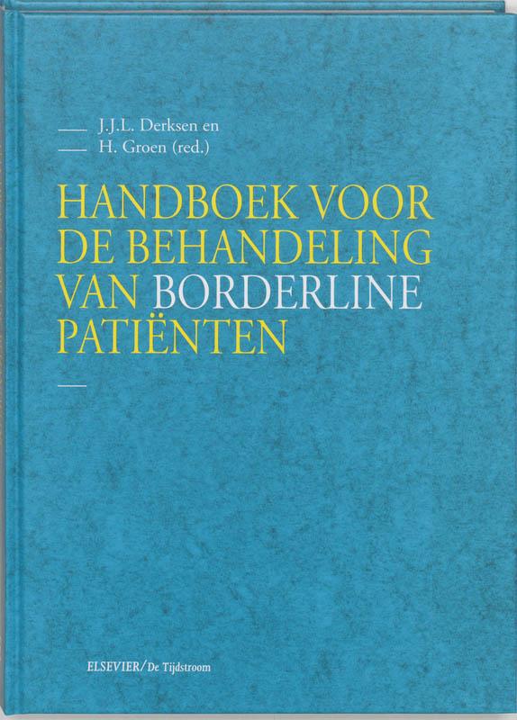 Handboek voor de behandeling van borderline patienten
