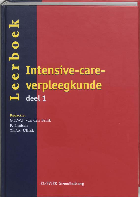 Leerboek intensive-care-verpleegkunde