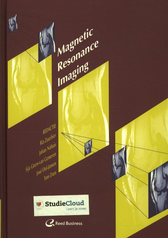 Leerboeken voor radiologisch laboranten - Magnetic resonance imaging