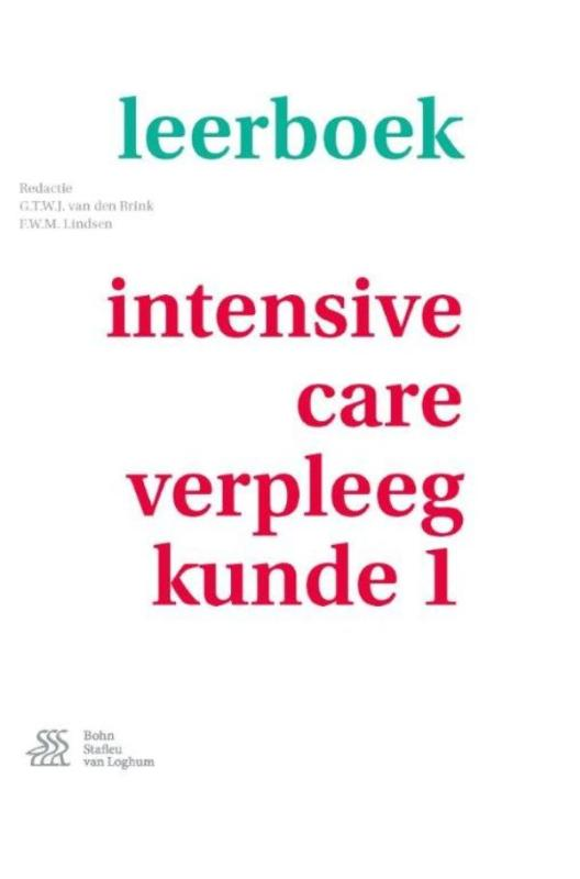 Intensive-care-verpleegkunde Leerboek