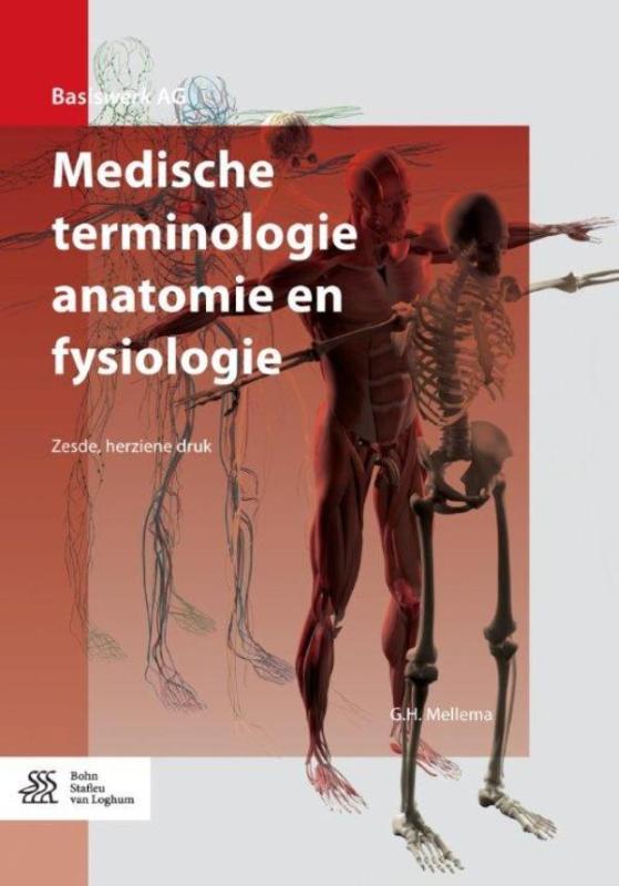Basiswerk AG - Medische terminologie anatomie en fysiologie