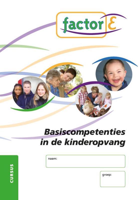 Factor-e basiscompetenties in de kinderopvang