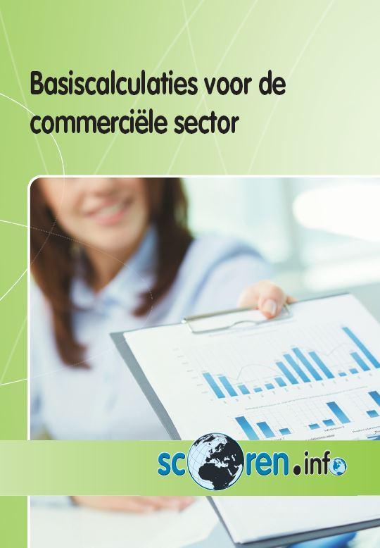 Basiscalculaties voor de commerciele sector + Website