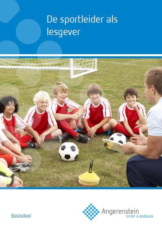 De sportleider als lesgever basisboek SB